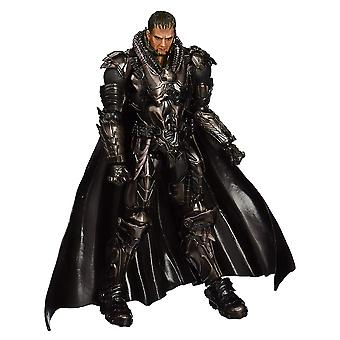 Superman Man of Steel Gen. Zod Play Arts Action Figure