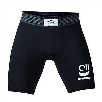 Hyperfly hypercross compression shorts