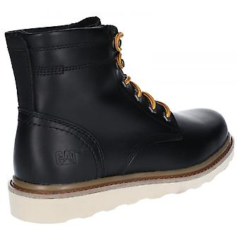 CAT Lifestyle Cat Lifestyle Chronicle Lace Up Boot Black