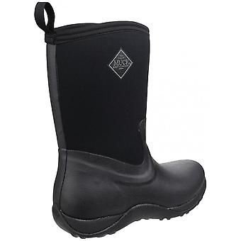Muck Boots Arctic Weekend Pull On Wellington Boot Black