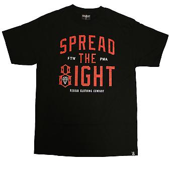 Rebel8 Spread The Eight T-shirt Black