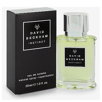 David Beckham Instinkt av David Beckham Eau De Toilette Spray 1 oz / 30 ml (Menn)