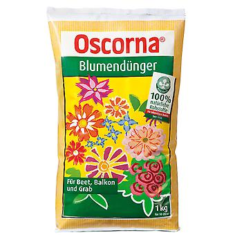 OSCORNA® bloemenmeststof, 1 kg