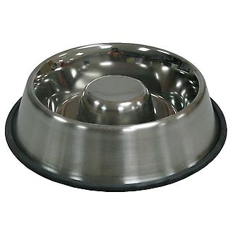 Arquivet Inox Bowl. Food Control Large. 1300ml.