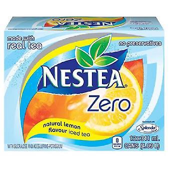 Nestea Zero Natural Lemon-( 341 Ml X 12 Bottles )
