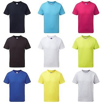 Jerzees Schoolgear Childrens/Kids Slim Fit Cotton T-Shirt