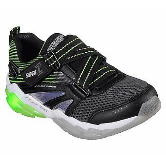 Skechers Boys S Luci Rapid Flash 2.0 Allenatori Soluxe