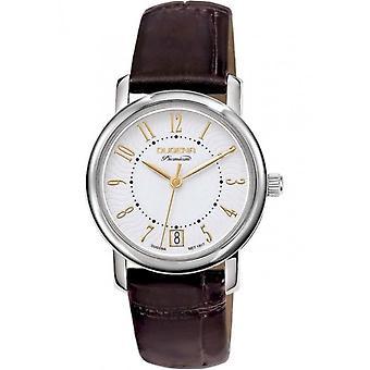 Dugena Wristwatch Women's Rondo Petit Arabica Traditional Classic 7000130-1
