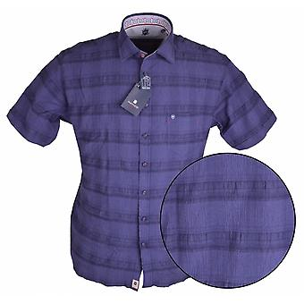 HATICO Hatico Seersucker Sport Short Sleeve Shirt