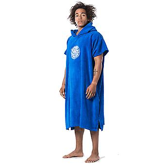 Rip Curl Poncho Hooded Towel in Blue