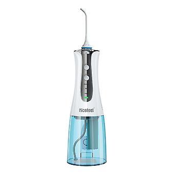Dental water flosser cordless