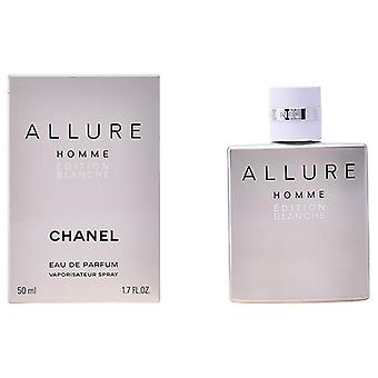 Men's Perfume Allure Homme Ed.Blanche Chanel EDP (50 ml)