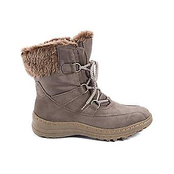 Bare Traps Womens Aero Suede Closed Toe Ankle Cold Weather Boots