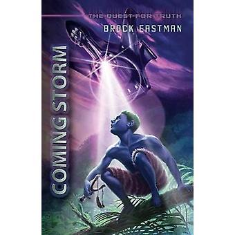 Coming Storm An Obbin Adventure by Eastman & Brock