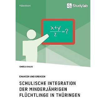 Schulische Integration der minderjhrigen Flchtlinge in ThringenDaten Hrden Projekte by Galus & Izabela
