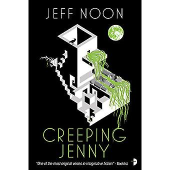 Creeping Jenny - A Nyquist Mystery by Jeff Noon - 9780857668400 Book