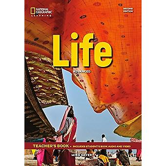 Life Advanced Teacher's Book and Class Audio CD and DVD ROM by Hughes