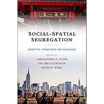 Sosial-segregering - konsepter, prosesser og resultater av Chri