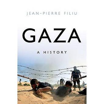 Gaza - A History - 9781849044011 Book