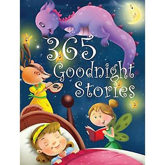 365 Goodnight Stories by Pegasus - 9788131934067 Book