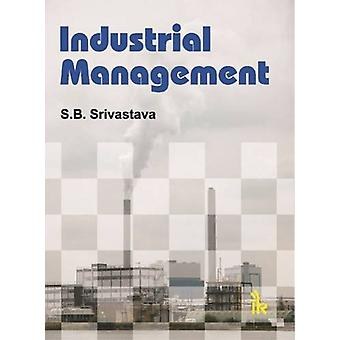 Industrial Management by S. B. Srivastava - 9789381141922 Book