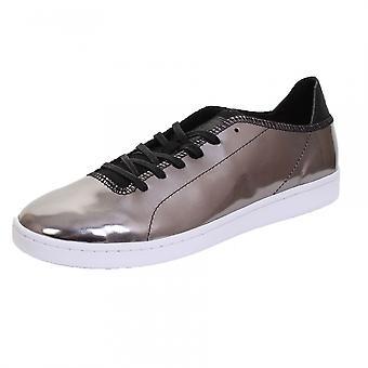 Woden Woden Jane Metallic Womens Sneakers