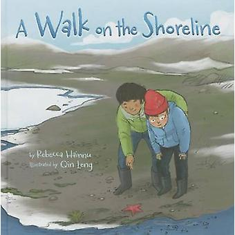 A Walk on the Shoreline by Rebecca Hainnu - Qin Leng - 9781772270242