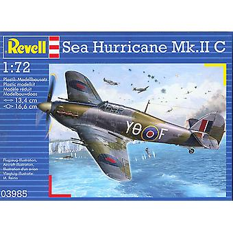Revell 64144 Hawker Sea Hurricane Mk II 1:72 Kit modello di plastica