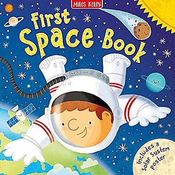 First Space Book av Clive Gifford - 9781786178527 Bok