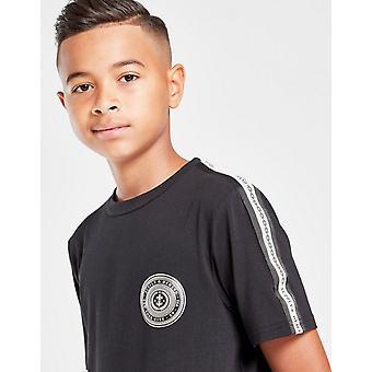 New Supply & Demand Kids' Away T-Shirt Black
