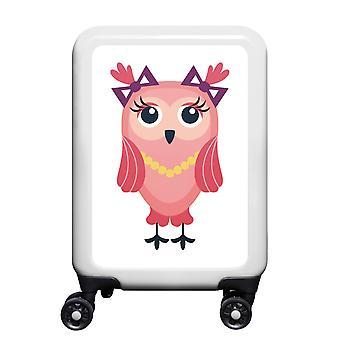 mytrolley Owl S, 4 wheels, 55 cm, 32 L, white