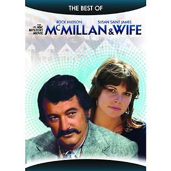 McMillan & Wife: Best of [DVD] USA import