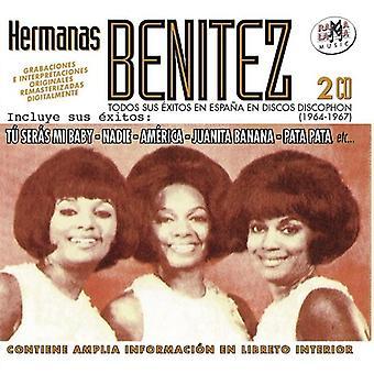 Hermanas Benitez - Todos Sus Exitos 1964-1967 [CD] USA import