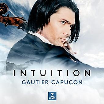 Gautier Capugon - Intuition [CD] USA import