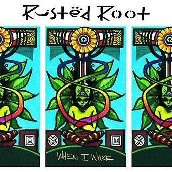 Rusted Root - When I Woke [CD] USA import