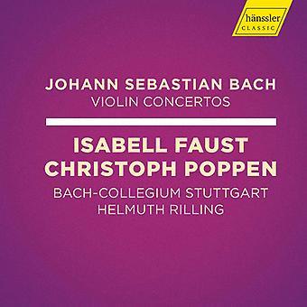Violin Concertos [CD] USA import