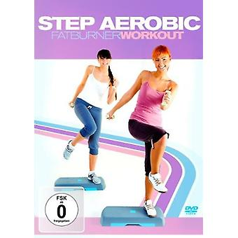 Step Aerobic Fatburner Workout [DVD] USA import