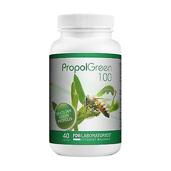 Propolgreen 100 40 capsules