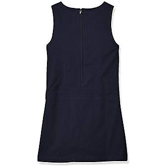 Essentials Girl's Uniform Jumper, Navy Blue, XXL(P)
