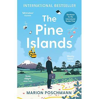 The Pine Islands by Marion Poschmann & Translated by Jen Calleja