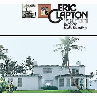 Eric Clapton - Give Me Strength: The '74 /'75 Recordings [CD] USA import
