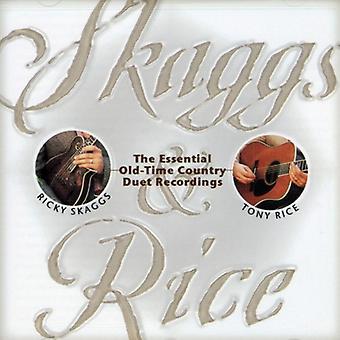 Skaggs/Rice - Skaggs & Rice [CD] USA import