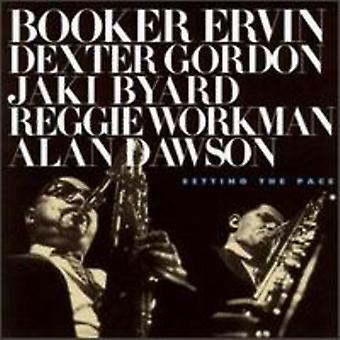 Booker Ervin - Setting the Pack [CD] USA import