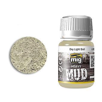 Ammo by Mig Heavy Mud - Dry Light Soil
