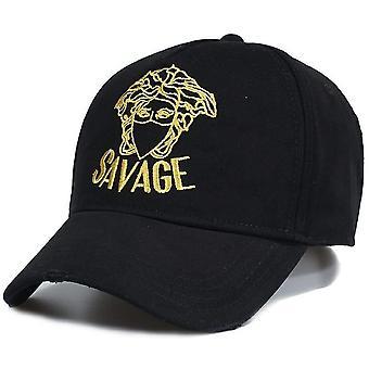 Baseball Cap - Savage - Black