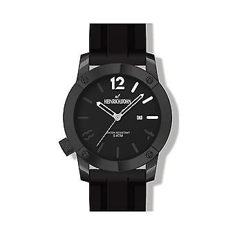 HEINRICHSSOHN GE-Schalke HS1014B heren horloge
