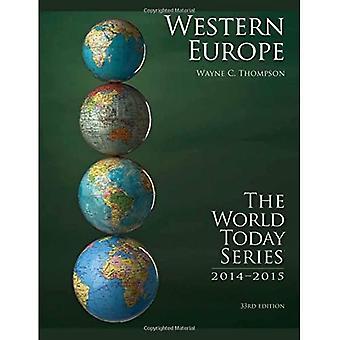 Western Europe 2014 (World Today (Stryker))