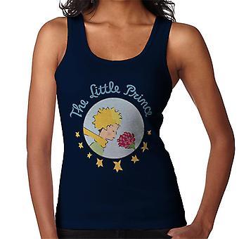 Den lille prins & rose stjerne logo kvinder 's Vest