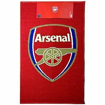 Arsenal FC Crest -alueen matto