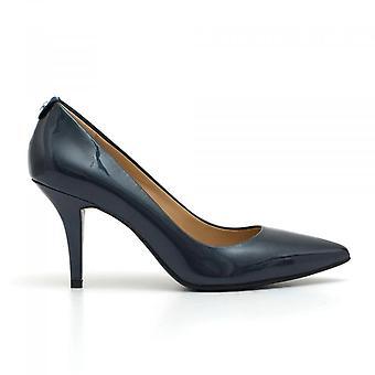 Mk boty ve střední patě modrá barva